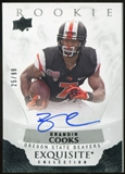 2013 Exquisite Collection Draft Picks Autographs #ERCB Brandin Cooks Serial #25/99