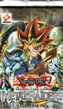 Upper Deck Yu-Gi-Oh Metal Raiders Unlimited Booster Pack