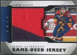 2012/13 ITG Heroes and Prospects #M45 Connor McDavid Jersey Silver /30