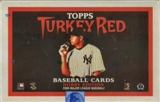 2006 Topps Turkey Red Baseball Hobby Box