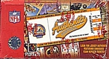 2002 Fleer Authentix Football Hobby Box