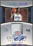 2004/05 Exquisite Collection #90 Dwight Howard Rookie Patch Auto #25/99