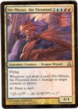 Magic the Gathering Guildpact Single Niv-Mizzet, the Firemind - SLIGHT PLAY (SP)