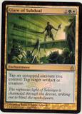 Magic the Gathering Ravnica Single Glare of Subdual Foil