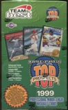 1999 Best Team Best Top Prospects Baseball Hobby Box