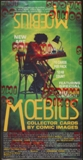 Moebius Collector Cards Box (1993 Comic Images)