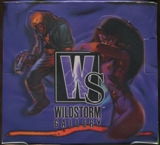 Wildstrom Gallery Trading Card Box (1995 Wildstorm)