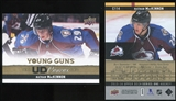2013-14 Upper Deck Canvas #C114 Nathan MacKinnon YG RC Young Guns Rookie Card