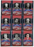 2012/13 ITG Forever Rivals Complete 100 Card Set plus Inserts