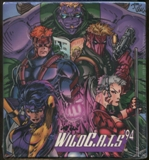 WildC.A.T.S. Trading Card Box (1994 Wildstorm)