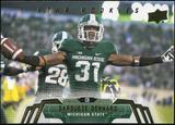 2014 Upper Deck #275 Darqueze Dennard SP RC