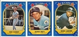 1981 Fleer Star Stickers Baseball Complete Set (NM-MT Condition)