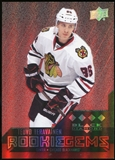 2014/15 Upper Deck Black Diamond Ruby #235 Teuvo Teravainen RC 93/150