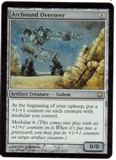 Magic the Gathering Darksteel Single Arcbound Overseer FOIL