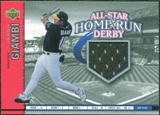 2002 Upper Deck All-Star Home Run Derby Game Jersey #ASJG1 Jason Giambi