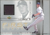 2002 Upper Deck First Timers Game Jersey #FTFG Freddy Garcia
