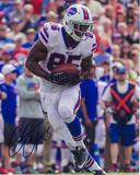 Charles Clay Autographed Buffalo Bills Catch 8x10 Football Photo