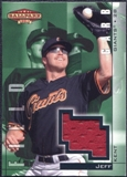 2002 Upper Deck Ballpark Idols Field Garb Jerseys #JK Jeff Kent