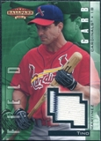 2002 Upper Deck Ballpark Idols Field Garb Jerseys #TM Tino Martinez