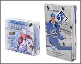 COMBO DEAL - 2014/15 Upper Deck Hockey Hobby Boxes (Artifacts, SP Authentic)