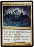 Magic the Gathering Guildpact Single Ghost Council of Orzhova FOIL