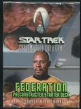 Decipher Star Trek The Trouble with Tribbles Starter Deck