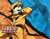 Naruto Curse of the Sand Booster Box (Bandai)