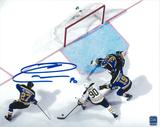 Ryan O'Reilly Autographed Buffalo Sabres Action 8x10 Photo