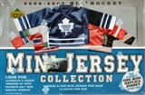 2006/07 Upper Deck Mini Jersey Collection Hockey Hobby Box