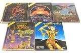 Advanced Dungeons & Dragons Rulebook Lot - Set of 5
