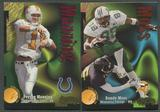 1998 Skybox Thunder Football Complete Set (NM-MT)
