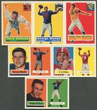 1994 Topps Archives 1956 & 1957 Reprint Football Complete Set (NM-MT)