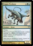 Magic the Gathering Dissension Single Trygon Predator FOIL - SLIGHT PLAY (SP)
