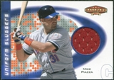 2002 Upper Deck Ballpark Idols Uniform Sluggers Jerseys #MP Mike Piazza