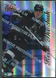 1996/97 Select Certified #24 Keith Tkachuk Mirror Blue With Coating