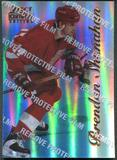 1996/97 Select Certified #72 Brendan Shanahan Mirror Blue With Coating