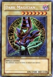 Yu-Gi-Oh Promo Single Dark Magician Secret Rare (FL1-EN002)