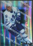 1996/97 Select Certified #85 Mats Sundin Mirror Blue With Coating