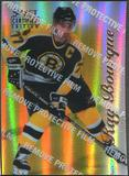 1996/97 Select Certified #5 Ray Bourque Mirror Gold