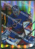 1996/97 Select Certified #35 Grant Fuhr Mirror Gold