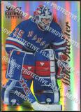 1996/97 Select Certified #39 Mike Richter Mirror Gold