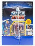 2016/17 Topps UEFA Champions League Match Attax Soccer Starter Box (8 Ct.)
