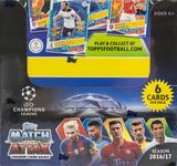 2016/17 Topps UEFA Champions League Match Attax Soccer Box