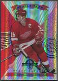 1997/98 Donruss #115 Steve Yzerman & Chris Osgood Limited Exposure