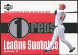 2003 Upper Deck Leading Swatches #AD1 Adam Dunn BB SP Jersey