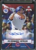 2016 Topps Baseball Hawaii Summit Exclusive Kyle Schwarber Autograph 10/10