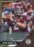 2014 Upper Deck Conference Greats #93 Johnny Manziel Rookie Auto SP