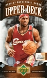 2006/07 Upper Deck Basketball Hobby Box