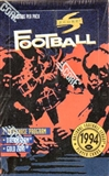1994 Score Football 36 Pack Box