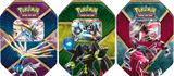 Pokemon Shiny Kalos Tin - Set of 3 (Shiny Xerneas-EX, Shiny Yveltal-EX, Zygarde-EX)